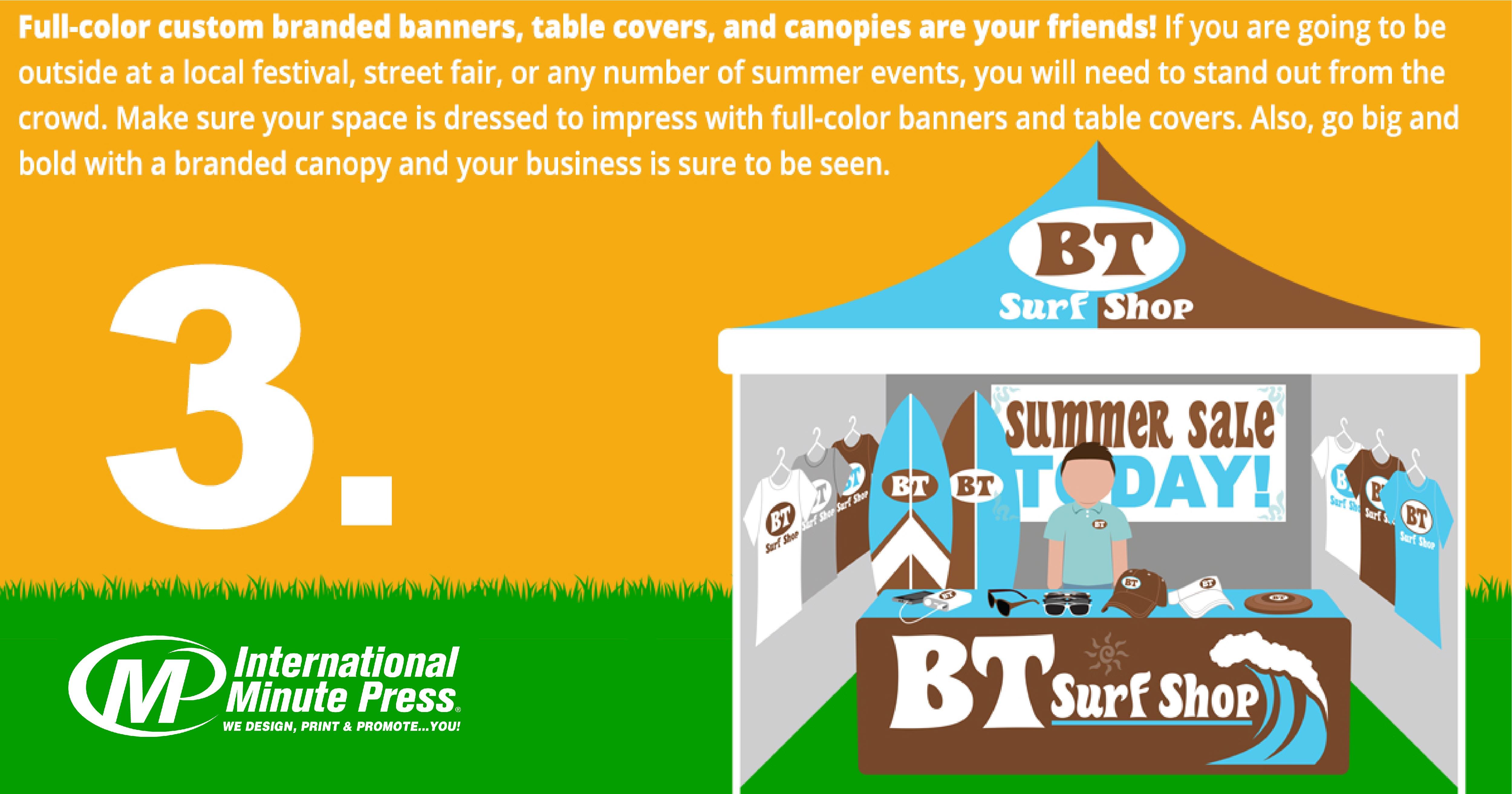Awe Inspiring International Minute Press 5 Summer Business Marketing Best Image Libraries Ponolprimenicaraguapropertycom